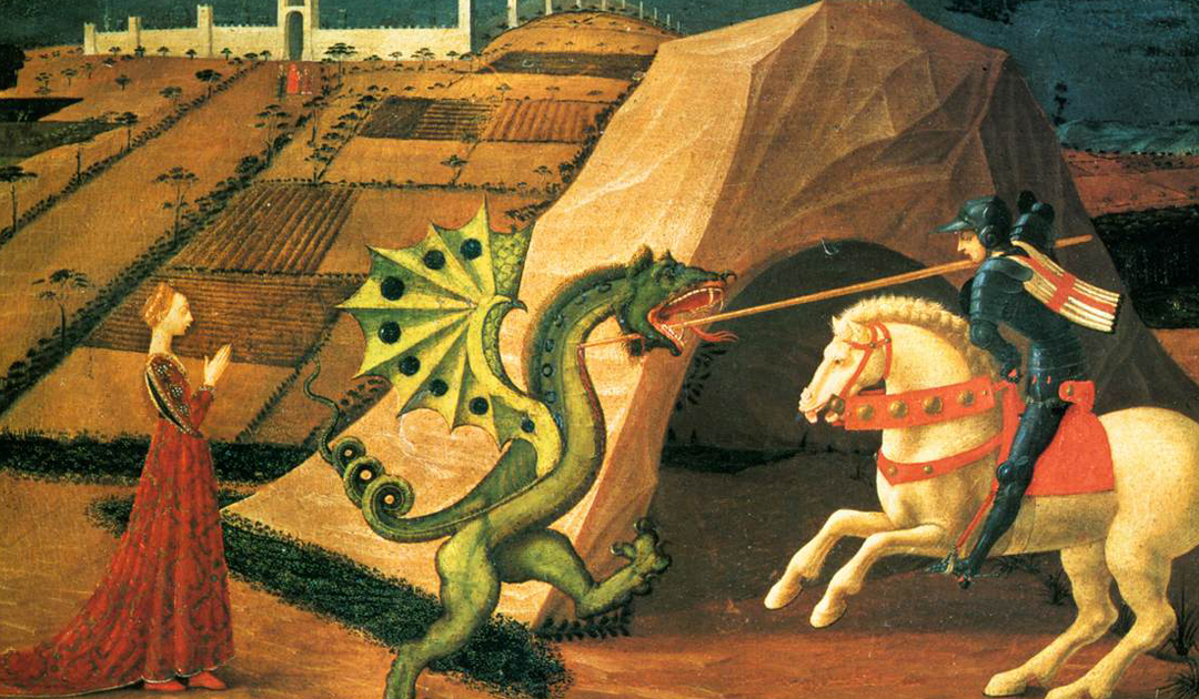 8 facts you probably didn't know about St George