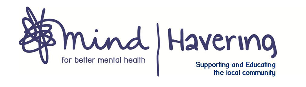 In support of Havering Mind