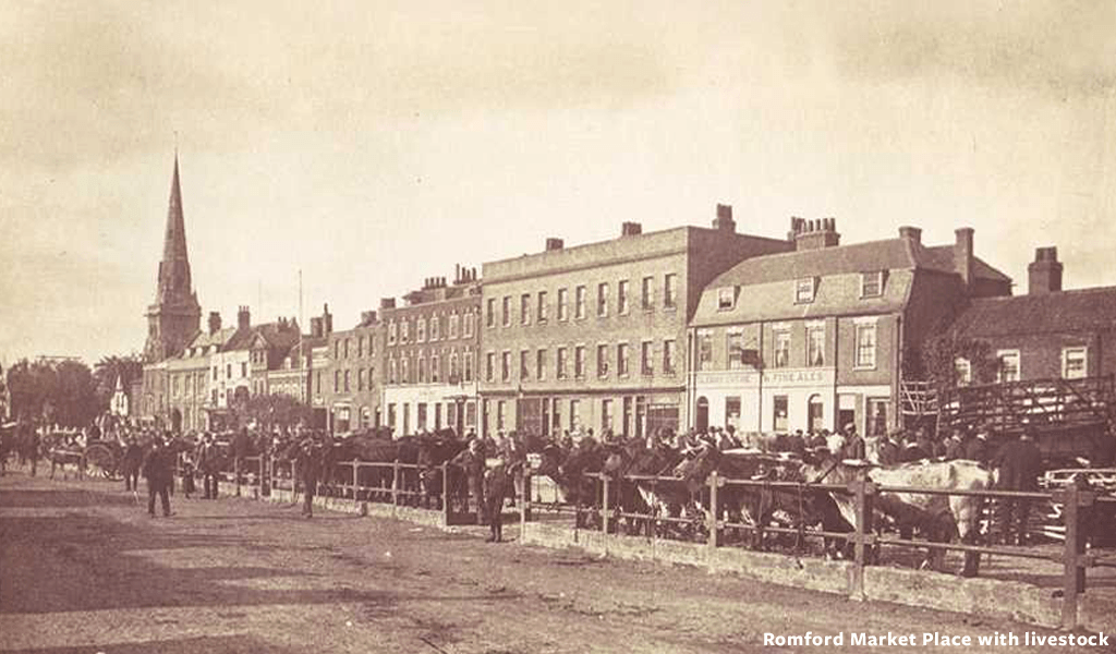 Havering History: Romford through time